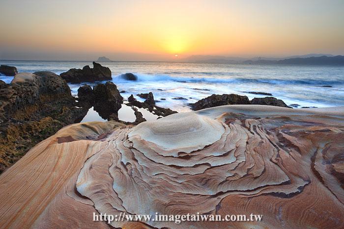 万里乡-   野柳地质公园-   风化纹-   北海岸风景区-   玫瑰岩